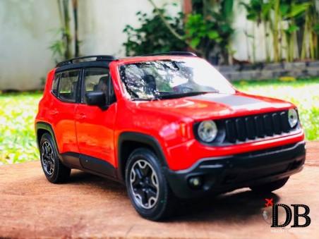 Jeep - Renagade Trailhawk