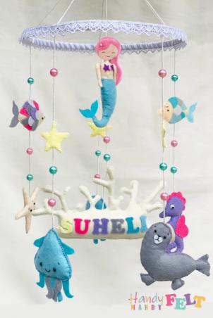Plush Hanging Baby Toy 🐨🐿️